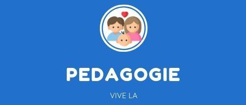 Vive la Pedagogie !!